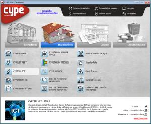 CYPETEL ICT. Infraestructuras comunes de telecomunicaciones en el interior de edificaciones. RD 346/2011